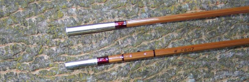 Split Bamboo Rod Company Don Green Hand Made Spit